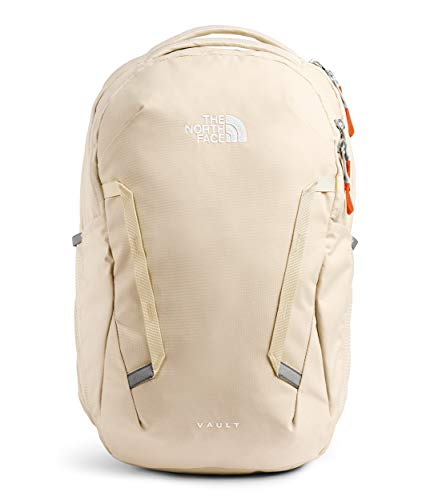 The North Face Damen Vault Rucksack, gebleichter Sand/Ocker, OS