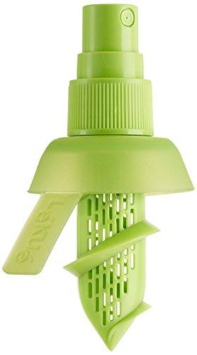 Lekué Spray Adaptable pour Citrons et Agrumes Vert
