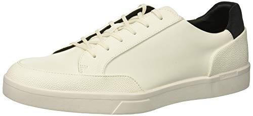 Calvin Klein Men's Izar Scotch Grain/Box Leather Sneaker