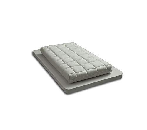Dunlop stofmijt & anti-allergie ademend matras natuurlijke 100% latex - Monoblock technologie