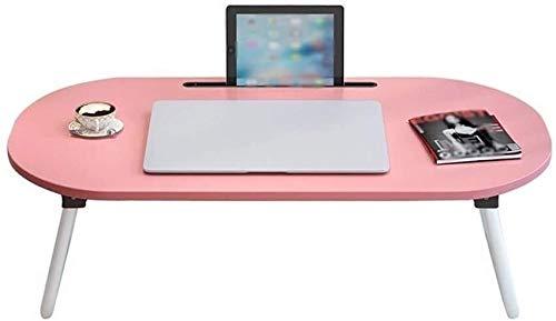 Mesa De Laptop De La Cama De Laptop Tamaño Ajustable Portátil Portátil Plegable Escritorio De La Regla De La Regla