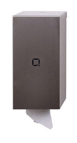 All Care 6995 Qbic-line Edelstahl Einzelblatt Toilettenpapierspender