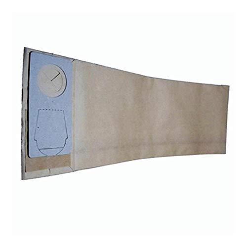 confezione da 5 Sacchetti di carta non originali Lindhaus Healthcare Pro M30//M38E//VT950 Europart