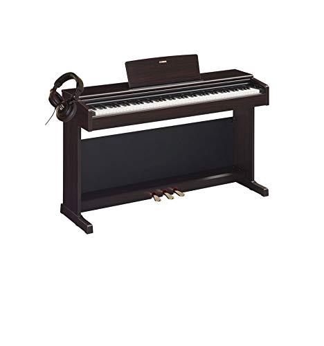 ZIK - Pack Yamaha YDP-144 Rosewood - Piano digital + auriculares