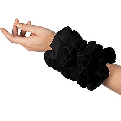 Harlow Premium Velvet Elastic Scrunchies