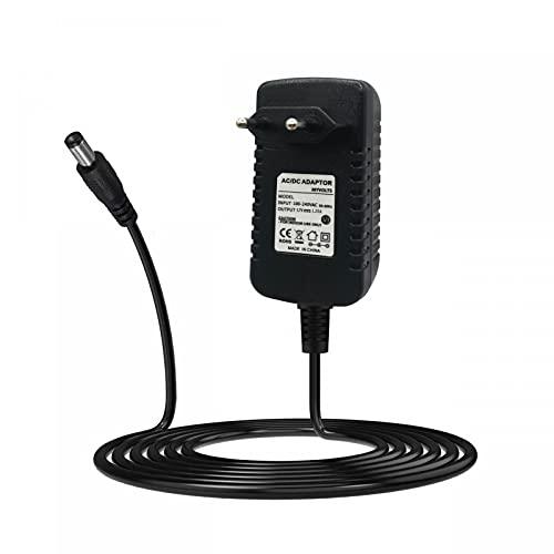 MyVolts 12V EU-Netzteil kompatibel mit Waldorf Pulse Synthesizer