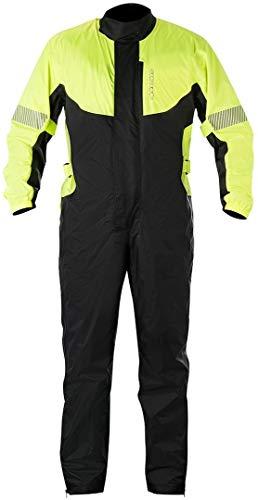 Alpinestars Men's Hurricane Rain Motorcycle Suit, Yellow/Black, Large