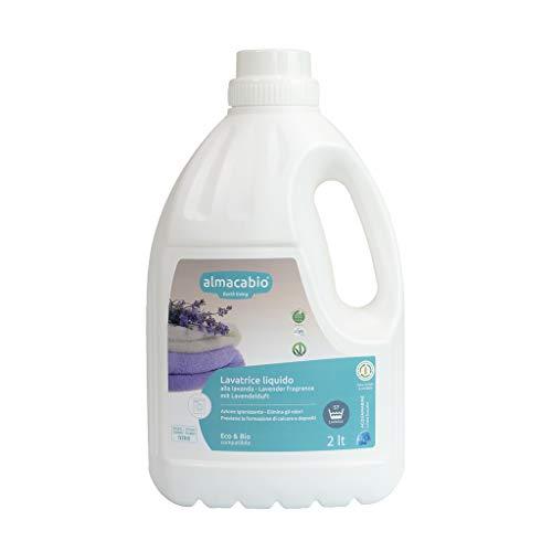 Jabón líquido para lavadora con lavanda BIO - Almacabio - 2L