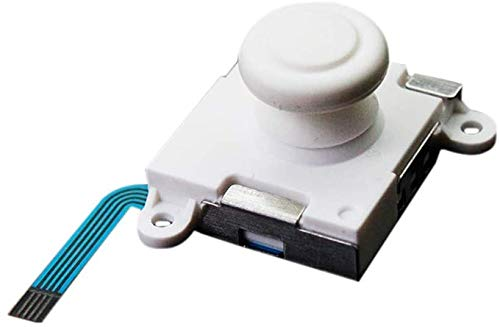 Empuñaduras analógicas 3D para pulgar con sensor de joystick y potenciómetro para Nintendo Switch Poke Ball Plus Pokeball NS controlador de reemplazo