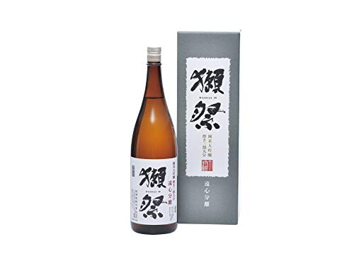 獺祭 (だっさい) 純米大吟醸 磨き三割九分 遠心分離 1800ml [ 日本酒 ギフトBox ]