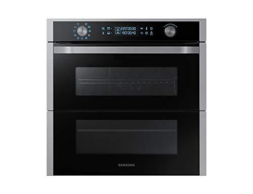 Samsung - Einbau Backofen Dual Cook Flex – Ein Ofen. Zwei Garräume. Maximale Flexibilität. WIFI Steuerung. A+ / 75L
