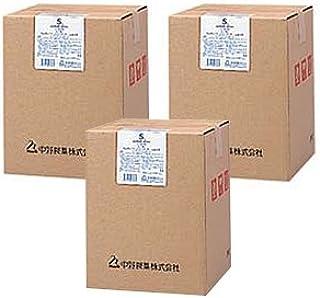 【X3個セット】 ナカノ センフィーク コンディショナー スムース 10L