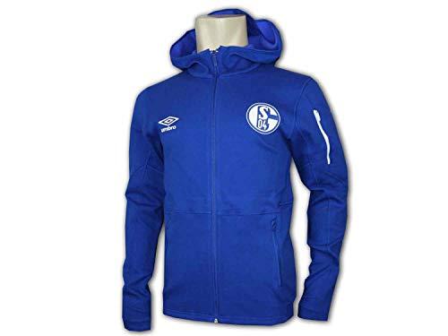 Umbro FC Schalke 04 Pro Fleece Jacket Jacke FHRP