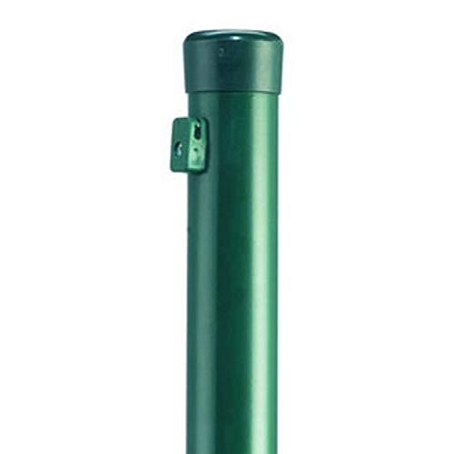 Zaunpfosten Zaunpfahl Pfosten für Maschendraht Drahtzaun Pfostenlänge 150 cm