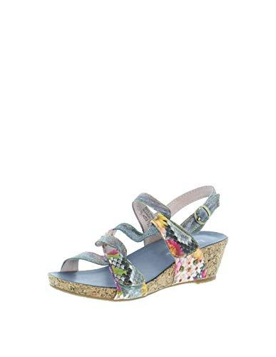 sandales - nu pieds laura vita 2488 beclindao 209 gris 36