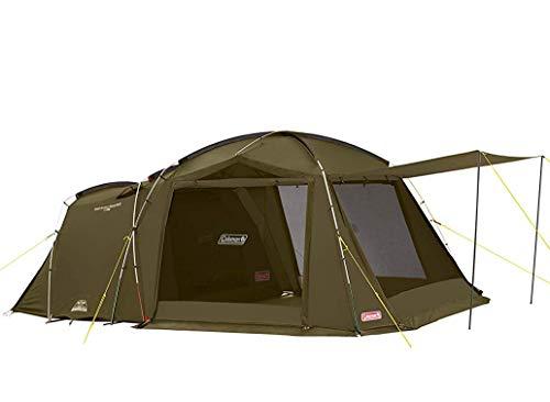 【Amazon.co.jp 限定】コールマン(Coleman) テント タフスクリーン2ルームハウス  4〜5人用 オリーブ 20000...