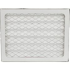 4 Pack - MERV 8 Pleated Air Filter - 9' x 11' x 1'
