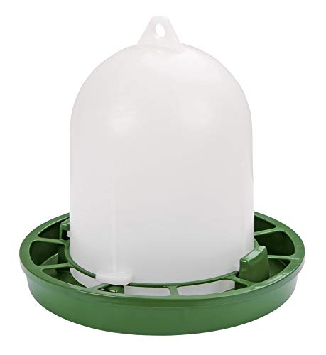 Kerbl 70258 Futterautomat für Geflügel 1 kg Kunststoff