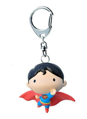Plastoy- DC Comics Superman Figurine, 3521320607085, Multicolore