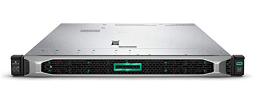 Hewlett Packard Enterprise ProLiant DL360 Gen10 + 8GB DDR4 + 2x 1TB SATA HDD 1.7GHz 3104 500W Rastrelliera (1U) server