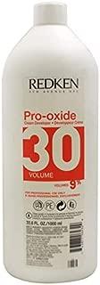 Redken Pro Oxide Creme Developer 30 Volume, 33.8 Ounce