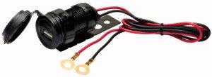 01525 Steckdosenleiste USB Ausgang 5 Volt 1 A Auto Boot Wohnmobil Stromversorgung 12 V