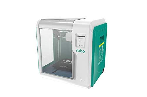 perfk Kit Dextr/émit/é Chaude 1.75mm Hexagone Tout M/étal Hotend 12v avec 100Kohm Thermistance 0.4mm Buse pour Robo R1 Pi/èces Dimprimante 3D