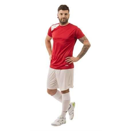 No Fabricante Softee T-Shirt pour Enfant Rouge et Blanc 14 Ans Rouge/Blanc