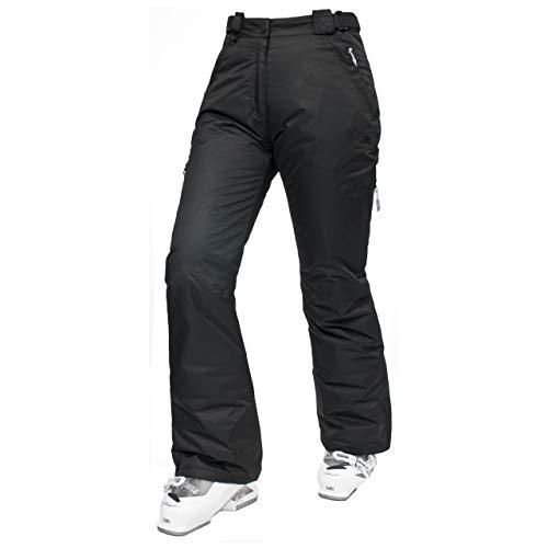 Trespass Lohan - Mono de esquí (Negro), Color Negro, Talla 40