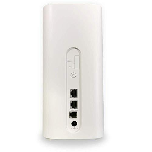 Keepgo Huawei B818-263 LTE CAT19 Routeur Mobile 1,6 Gbit/s DL (Blanc)