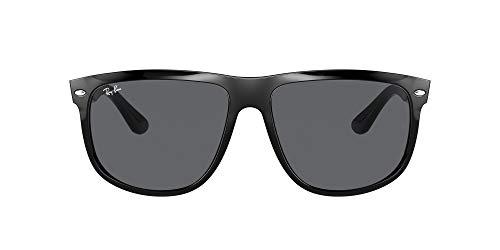 Ray-Ban 0RB4147 Gafas, BLACK, 60 Unisex