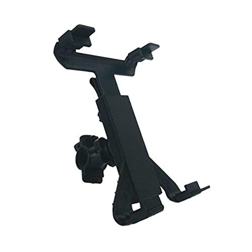 zis Micrófono Ajustable Micrófono Mic Stand Soporte de Montaje Soporte de Montaje Cuna para la pestaña de 7 pulgadas-10 Pulgadas Ajuste para la Tableta de la Motocicleta de la Bicicleta