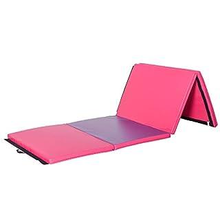 Soozier B1-0065NEW Gym Exercise Mat Folding Panel Yoga Fitness Home Aerobics Equipment (B01IENG8WI) | Amazon price tracker / tracking, Amazon price history charts, Amazon price watches, Amazon price drop alerts