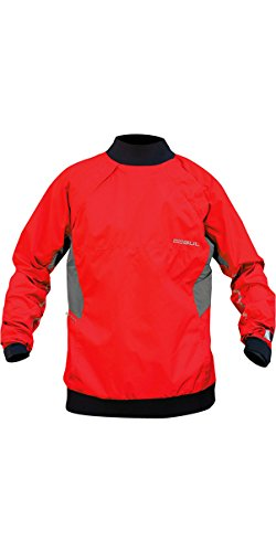 GUL Gamma Taped Spray Top Red/Grey ST0021-A7 Size - - Small
