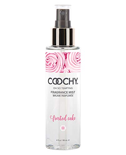 Coochy Fragrance Mist Frosted Cake 4oz (Frosted Cake)