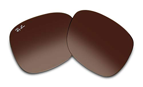 Ray-Ban Original JUSTIN RB4165 Replacement Lenses For Men For Women+FREE Complimentary Eyewear Care Kit
