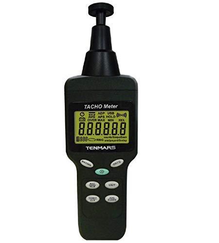 Fantastic Deal! ZYL-YL Noncontact Tacho Meter Tachometer TM-4100D