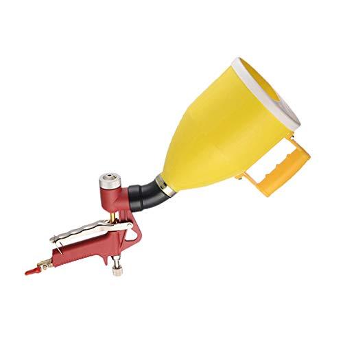 3L/6L Lackierpistole Spritzpistole Sprühpistole Wandfarbe Werkzeug - B-3 Liter
