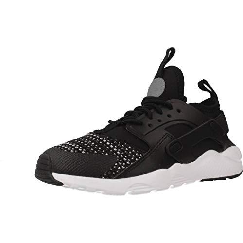 Nike Huarache Run Ultra Se (PS), Scarpe Running Bambino, Multicolore (Black/Cool Grey/Anthracite/Wolf Grey 013), 28.5 EU