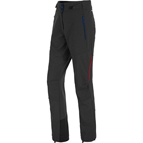Salewa Ortles WS/DST W Reg PNT - Pantalon pour Femme, Couleur Noir, Taille 46/40