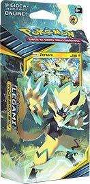 Pokémon Sole y Luna - Enlaces inoxidables - Ramo temático de circulación Voltaico (Italia)