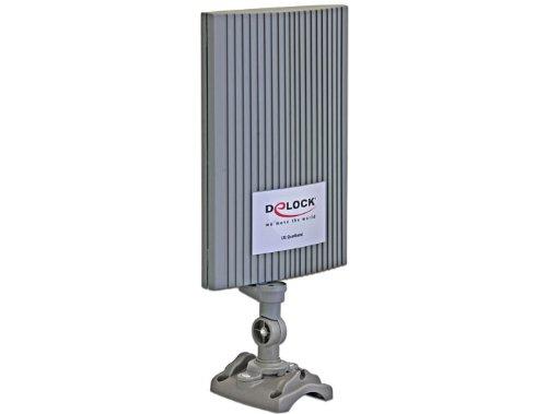 Delock 88476 LTE MIMO antenne band 20/1/3/7 SMA 2~4 dBi omnidirectioneel grijs outdoor
