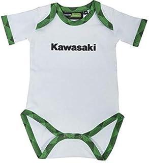 Kawasaki Kawasaki Sports Strampler weiß Größe/Size - Kinder 56