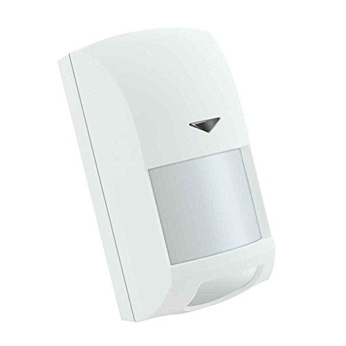 Busirde Control Remoto inalámbrico de la Seguridad de la Alarma del Sensor de Movimiento de Broadlink 433MHz para el hogar