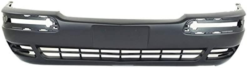 Partomotive For CAPA 01-05 Chevy Venture Van Front Bumper Cover Assy Primed GM1000649 88895115