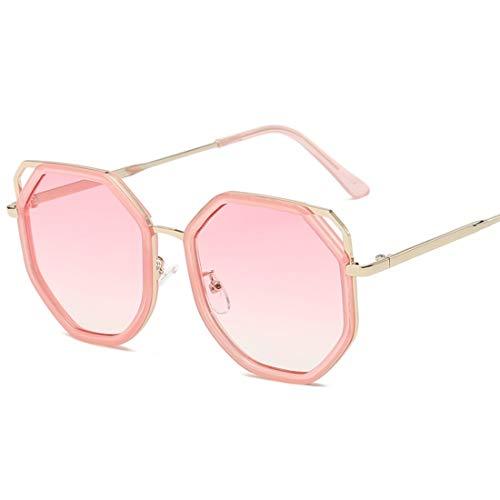Fusanadarn Sport-zonnebril voor heren, dames, met platte glazen, metalen frame, damesbril voor wielrennen, hardlopen, autorijden, vissen, golf, golf