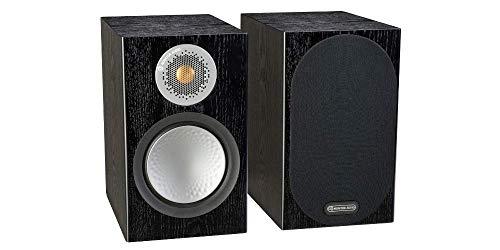 Monitor Audio Silver100 in Black Oak (Pair)