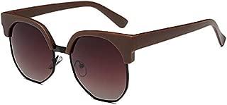 L.P.L サングラス メガネ メンズ 軽量 釣り スキー ゴルフ 運転 UVカット アウトドア スポーツサングラス (Color : C)
