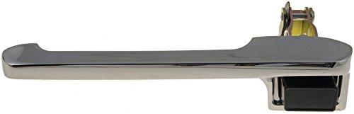 Dorman 77663 Exterior Door Handle for Select Ford Models, Chrome