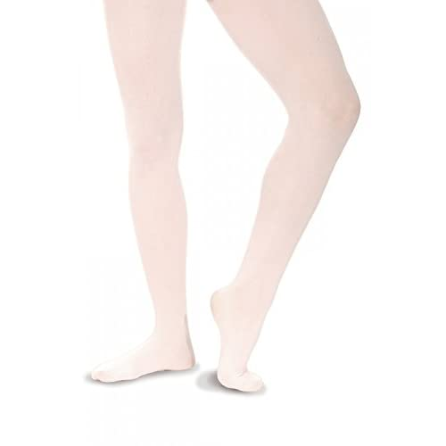 Roch Valley - Collant da donna senza cuciture, Donna, 1EBTWA, bianco, 36-40